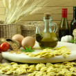 Ravioli pasta — Stock Photo #5529821