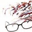 Medical eyeglasses — Stock Photo #5533534