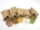 Varius legumes — Foto Stock