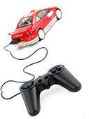 Video game controller — Stock Photo