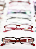 Medical eyeglasses — Stock Photo
