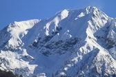 Mountains, Switzerland. Panorama, part 1. — Stock Photo