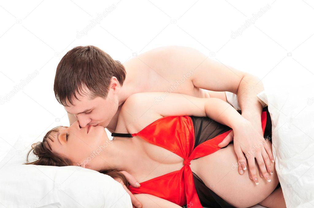 Во сне прикасаться к животу беременной