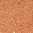 Abstract texture of a tennis court in clay - Stock Photo