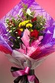 Graduation bouquet — Stock Photo