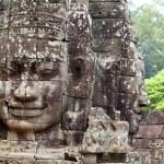 Постер, плакат: Bayon Temple Cambodia
