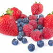 Royalty-Free Stock Photo: Berry Mix