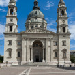 Basilica Saint Stephen in Budapest — Stock Photo #6400207