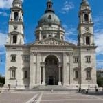 Basilica Saint Stephen in Budapest — Stock Photo