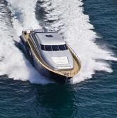 италия, тоскана, виареджо, текномар бархат 26 роскошных яхт — Стоковое фото