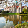 Neus Rathaus Hannover, The — Stock Photo #5931225