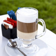 Stock Photo: Capuccino