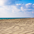 Sand waves — Stockfoto