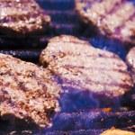 Burgers — Stock Photo #6328906