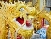 Estatua del dragón — Foto de Stock