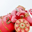 The statue of Lord Ganesh at large in Thailand — Foto Stock