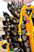 Lord ganesh av tusentals händer — Stockfoto