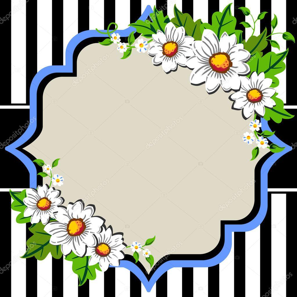 Flower Frames Design