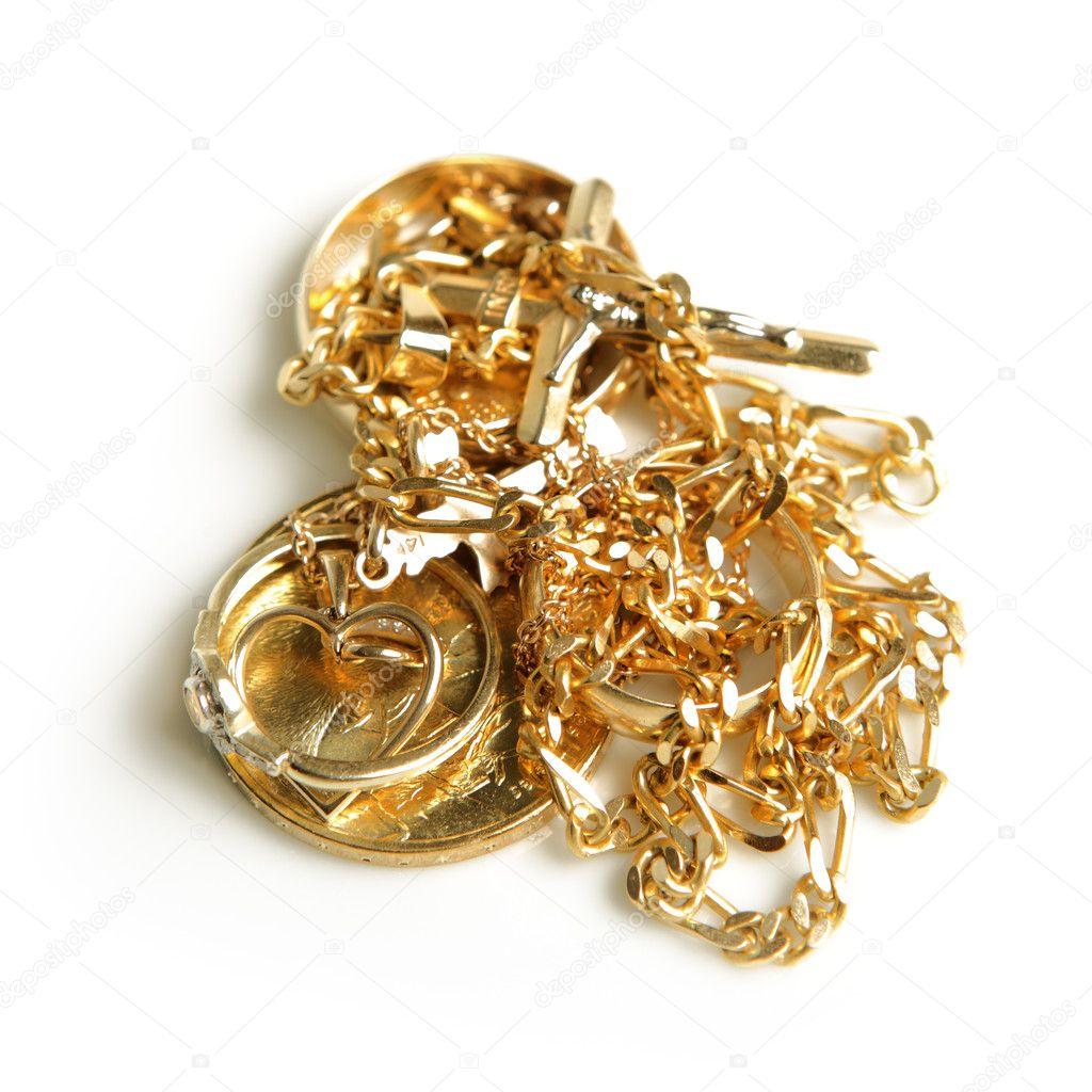 Золотые украшения фото цены