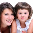 Mother & Daughter — Stock Photo #5885335