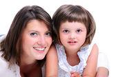 Mutter & Tochter — Stockfoto
