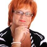 Confident mature woman — Stock Photo #5909747