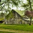 Vintage rustic old barn — Stock Photo #5524083