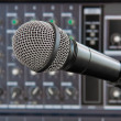 Vocal Microphone — Stock Photo