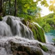 National Park Plitvitce, Croatia — Stockfoto