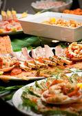 Food buffet — Stock Photo