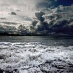 Dark storm — Stock Photo