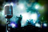 Ilustração da música — Foto Stock