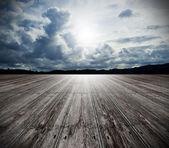 Background wood floor — Stock Photo