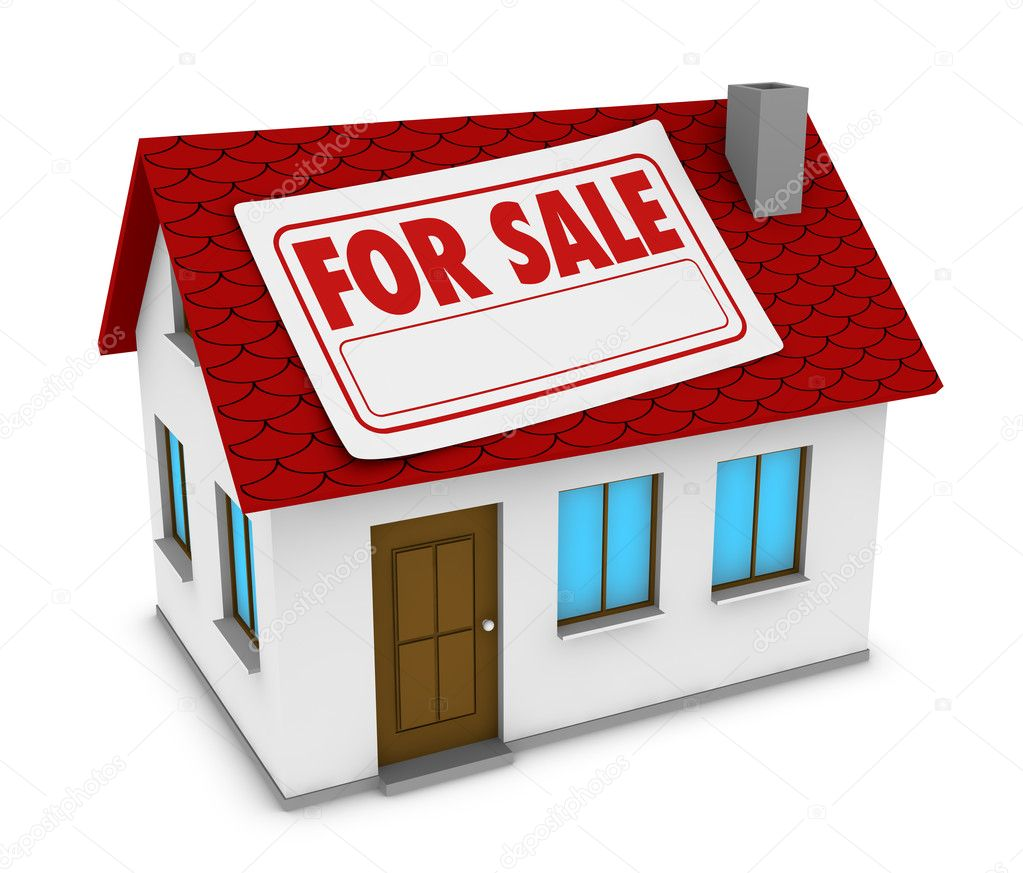 Rental House For Sale: Stock Photo © Lucadp #6698343