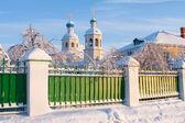 Russian Ortodox Church. — Stock Photo