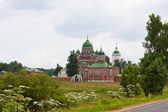 Spasso-Borodino Convent — Stock Photo