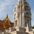Royal Palace Cambodia - Stock Photo