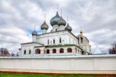 Monastery in Uglich, Russia — Stock Photo
