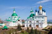 Mosteiro Spaso-yakovlevski em rostov — Fotografia Stock