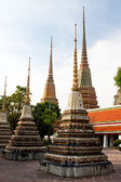 Wat Po temple in Bangkok — Stock Photo