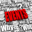 Stock Photo: Events
