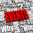 Events - Stock Photo