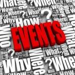Events — Stock Photo