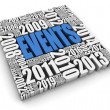Annual Events - Stock Photo