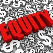 Equity - Stock Photo