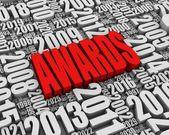 Annual Awards — Stock Photo