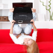 Laptop time — Stock Photo #5753772