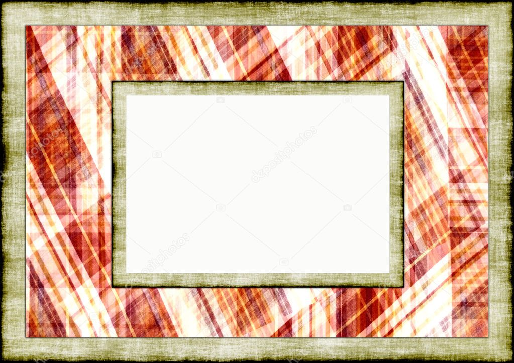 Frame for photos  in scrapbooking style — Stock Photo #6695926