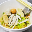 Asian style noodle - Stock Photo