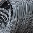 Stock Photo: Steel background
